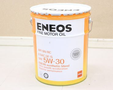 Eneos Fine Motor Oil SN 5W-30 синтетическое масло