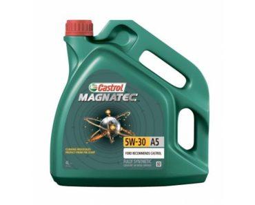 Castrol Magnatec 5W-30 A5 синтетическое масло