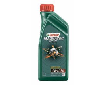 Castrol Magnatec Diesel 10W-40 B4 синтетическое масло