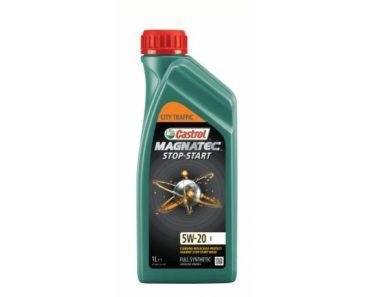 Castrol MAGNATEC Stop-Start 5W-20 E синтетическое масло