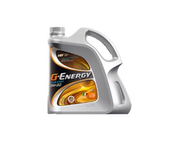 G-Energy Far East 5W-20 синтетическое масло