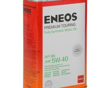 ENEOS Premium Touring 5W-40 синтетическое масло