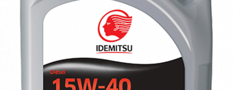 Idemitsu Diesel 15W-40 CI-4/DH-1 минеральное масло