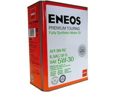 ENEOS Premium Touring 5W-30 синтетическое масло