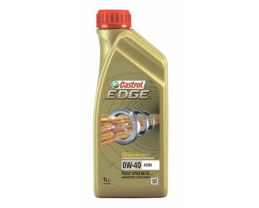 Castrol EDGE 0W-40 A3/B4 синтетическое масло