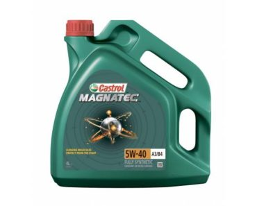 Castrol Magnatec 5W-40 A3/B4 синтетическое масло