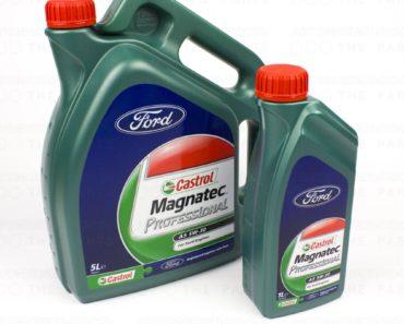Ford Castrol Magnatec Professional A5 5W-30 синтетическое масло